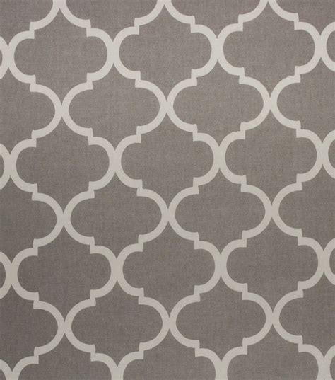 home decor upholstery fabric bishop grey joann