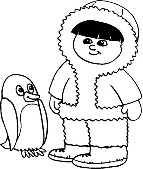 inuit clothing coloring pages related keywords