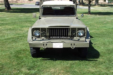 1968 Jeep Kaiser 1968 Jeep Kaiser M715 M 715 Truck 4x4 1 1 4