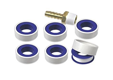 Plumbing Pipe Sealant by 6 Rolls Teflon Plumbing Pipe Thread Seal Fitting
