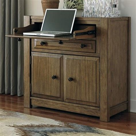 secretary desk with file storage signature design by ashley birnalla secretary desk with