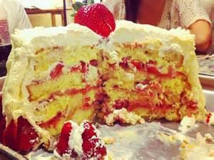 erdbeer vanillepudding kuchen cassata cake recipes dishmaps