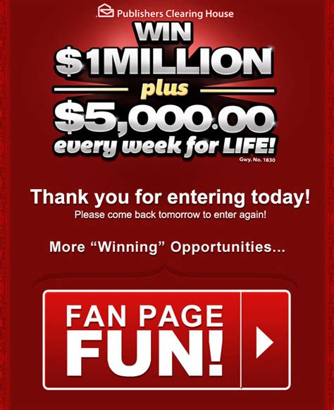 How To Win Sweepstakes - want to know how to win sweepstakes you have to enter pch blog