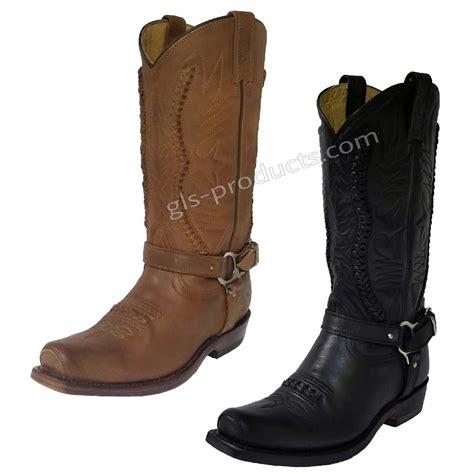 boots biker rancho biker boots 1562