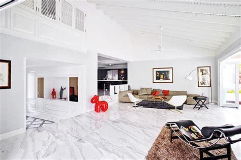stylish homes  marble floors home decor singapore