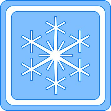 season symbol winter weather weather icons seasons
