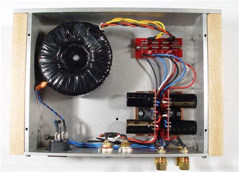 lm gainclone power amplifier