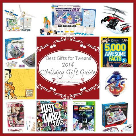 2014 gift guide best gifts for tweens ages 8 12 tech