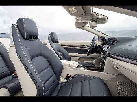 2013 Mercedes E350 Interior by 2013 Mercedes E Class Coupe And Cabriolet Cabriolet