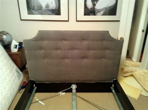 headboard hacks ikea malm bed headboard hack make me pinterest