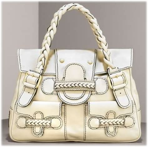 Name Jolies Purse by Style Valentino Braided Leather Shoulder