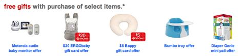 Target Baby Sale Gift Card - target s biggest baby sale of the year the savvy bump