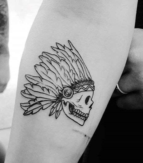 simple skull tattoos 70 small simple tattoos for manly ideas and