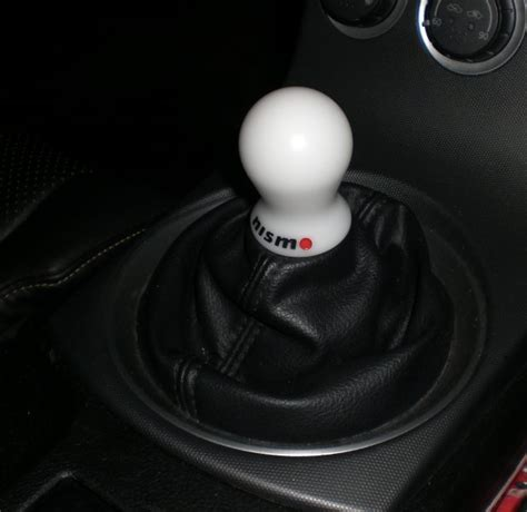Nismo Knob by Nismo Quot Duracon Quot Shift Knob Twisted Motion Las Vegas