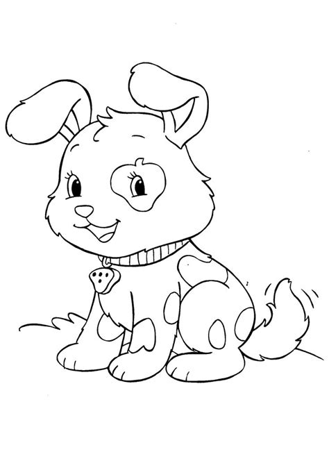 cute coloring pages of puppies 36 best images about coloring pages on pinterest