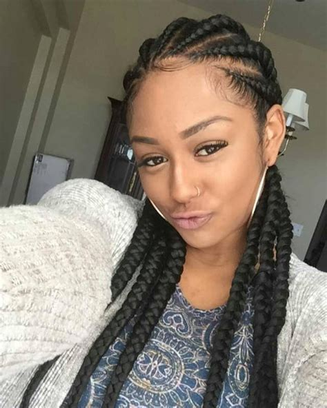 forehead braid hairstyles black women cornrows for big forehead and long faces 80