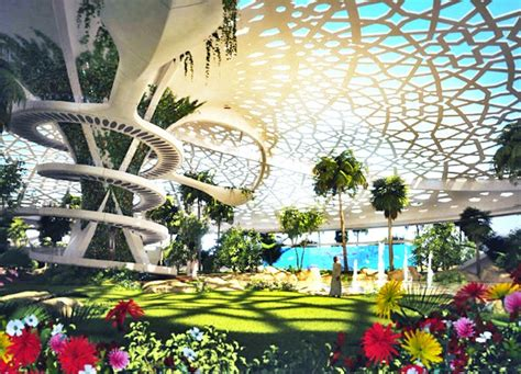 almuftah design concept qatar a palace for nature kills the idea that rich arabs aren