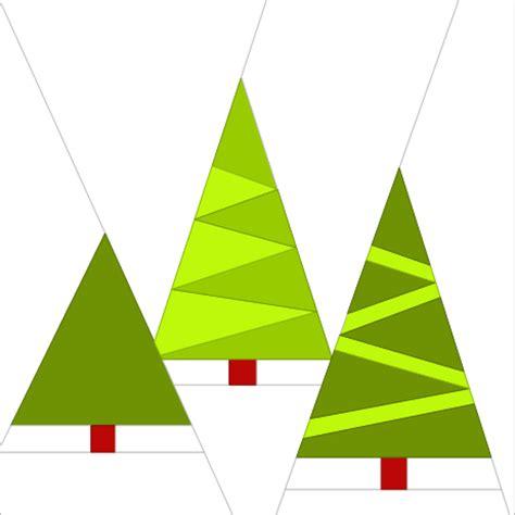 christmas tree block pattern christmas trees block pattern projektownia jednoiglec