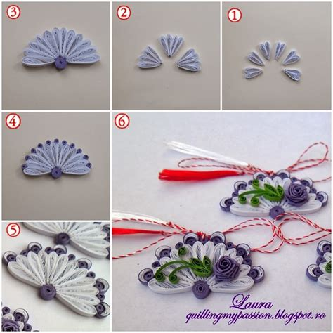 Quilling Paper Craft Tutorial - quilling on quilling paper quilling and paper