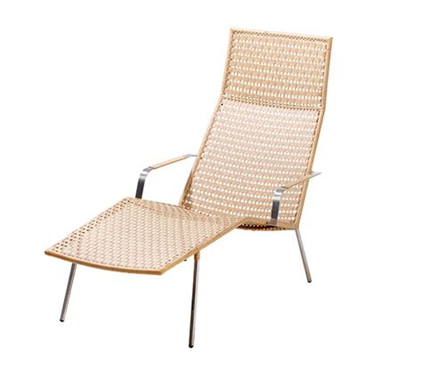Flat Chaise Lounge Indoor Straw Flat Weave Chaise Lounge Property Furniture
