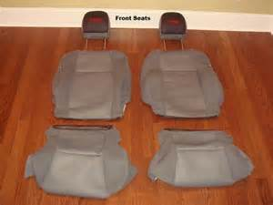 Seat Covers Oem Toyota Tacoma Cab Oem Seat Covers Floor Mats
