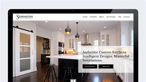 home interior design websites interior design website design for stonington cabinetry