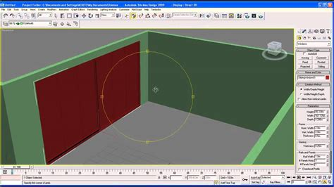 3ds max walls tutorial architectural tutorial on 3ds max part 1 room youtube