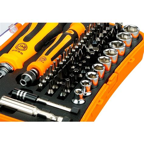 Jakemy 66 In 1 Profesional Screwdriver Set Jm 6098 jakemy 66 in 1 profesional screwdriver set jm 6098 jakartanotebook