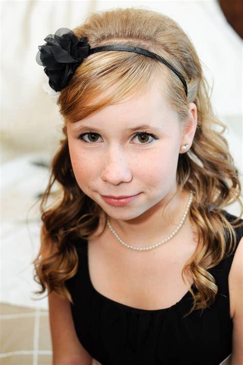hairstyles ideas for junior bridesmaid wedding hair junior bridesmaid fade haircut