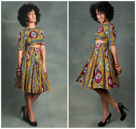 Skirt And Blouse Ankara 2017 by 40 Pictures Of The Ankara Skirt And Blouse Styles