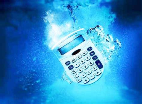 comment calculer le volume d eau d une piscine en m 179 litre