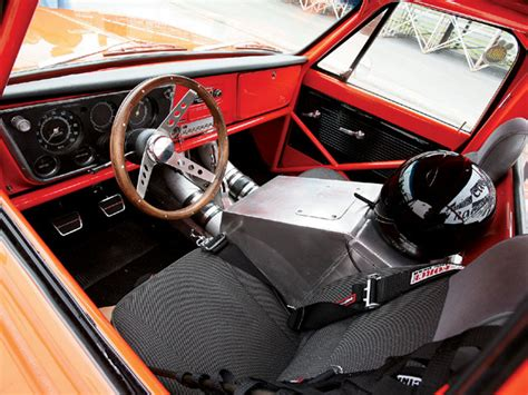 1970 chevy c10 duramx interior photo 10