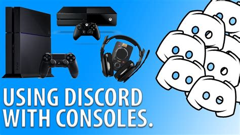 discord on ps4 how to use discord with consoles pc with one micophone