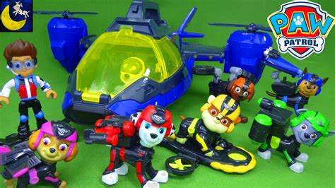 air toys stories for paw patrol mission paw toys air