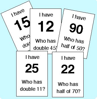 printable loop card games math games for kids judith s blog 11m8127