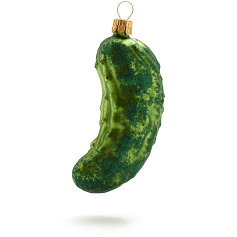 history of pickle ornament history of the pickle ornament tradition