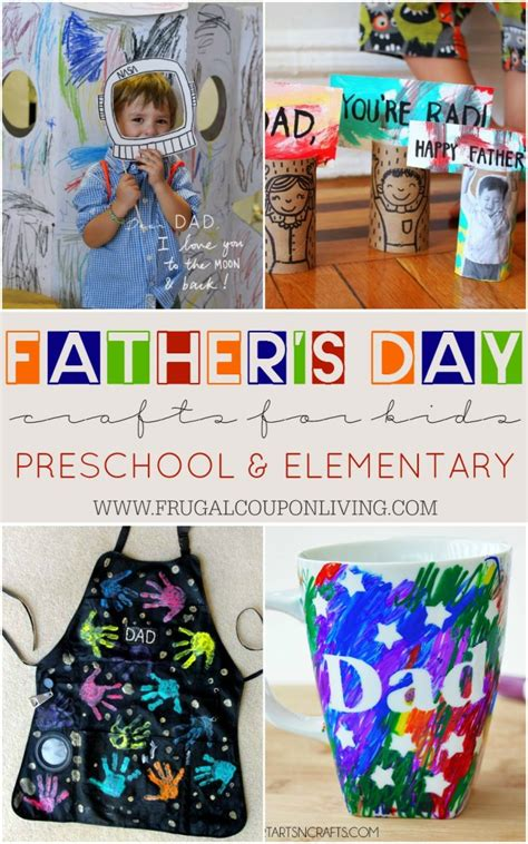 fathers day crafts for preschool s day crafts for preschool elementary and more
