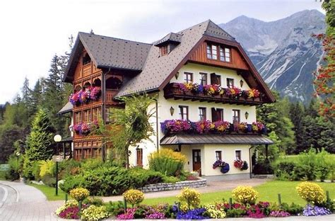 small traditional house design in tirol austria austria bucket list pinterest