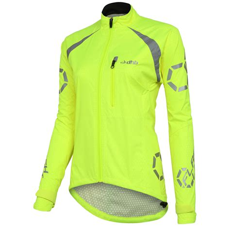 cycling waterproofs wiggle dhb flashlight women s waterproof jacket