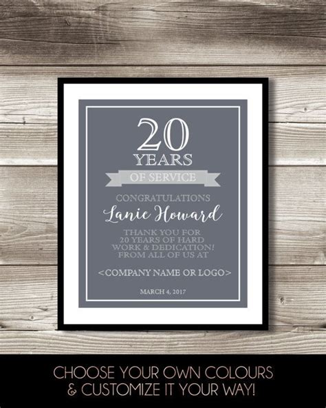 wedding gift for employee 25 best ideas about work anniversary on 1st