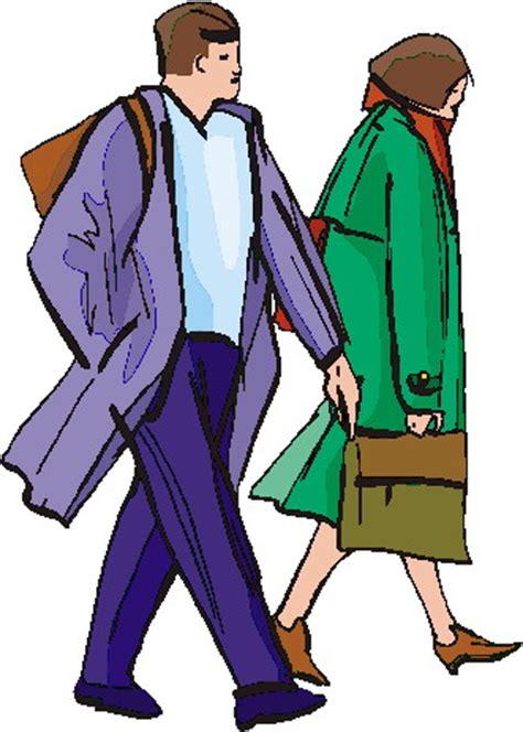 business walking cliparts   clip art