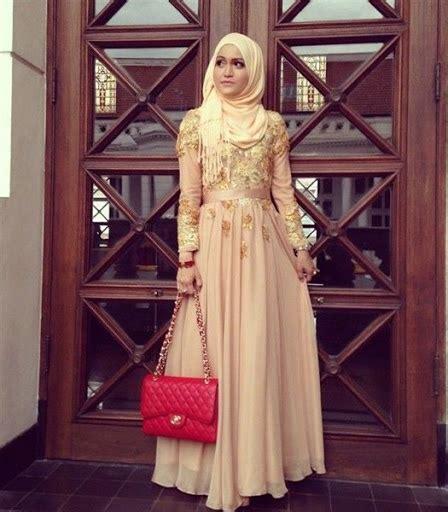 Rok Dalam Wanita By Fop Shop 25 trend baju muslim pesta simple elegan modern terbaru