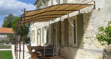 Couverture Coulissante Pour Pergola 4727 by Id 233 Al Pour Couvrir Une Terrasse Nos Toiles Se D 233 Clinent