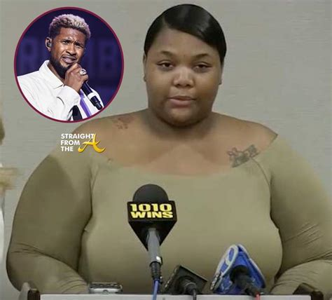 fast and furious usher song usher s herpes accuser quantasia sharpton speaks at