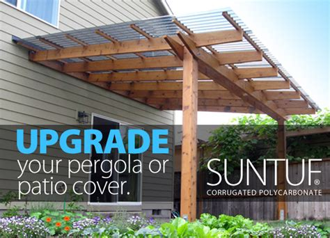 Pergola Roof Covering Pergola Covers Bbt