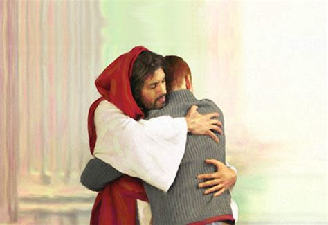 imagenes de jesus con un niño en brazos espiritualidad el amor verdaderamente nos eleva