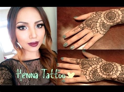 white henna tattoo tutorial henna tutorial tips and tricks