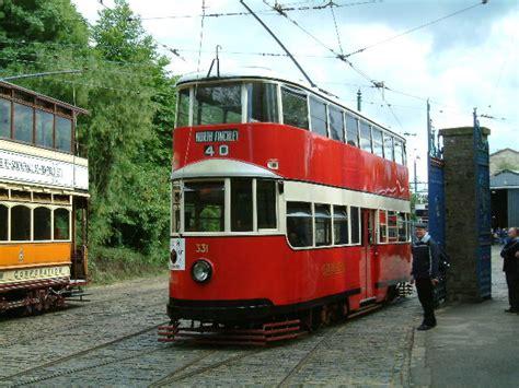 Caravan Balconies by Preserved London Trams