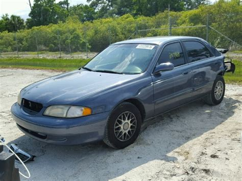blue book used cars values 1993 mazda 626 engine control auto auction ended on vin 1yvgf22c7w5767107 1998 mazda 626 dx lx in fl ft pierce