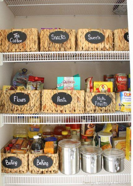 organize small pantry on pinterest small pantry black 17 best ideas about pantry closet organization on